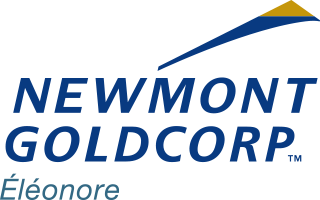 Newmont Goldcorp - Éléonore